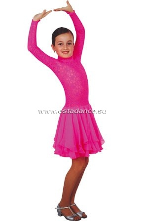 Модели платьев для бальных танцев
